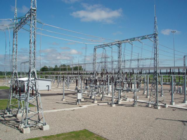 Panevėžys substation has been modernised to ensure reliable operation of the energy system
