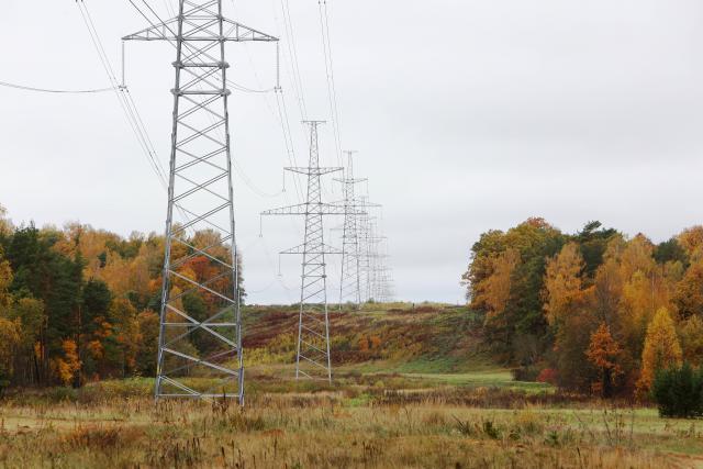 Sėkmingai įjungta naujoji aukštos įtampos elektros perdavimo linija