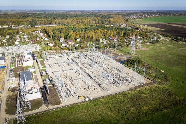 Klaipėda transformer substation prepared for connection with NordBalt