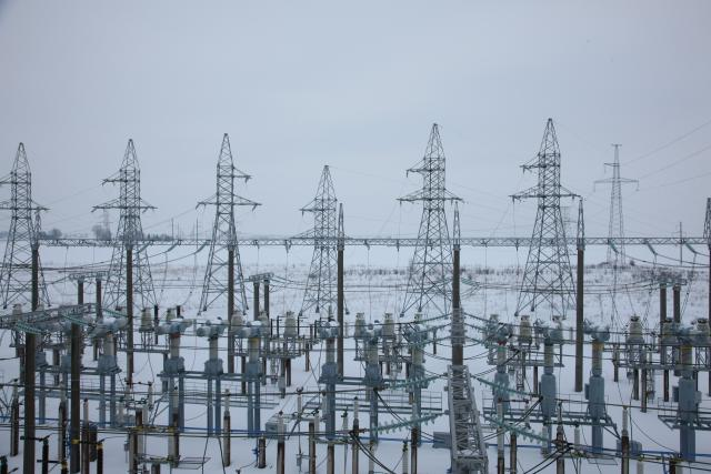 About 60 percent of total electricity consumption will be imported this winter season