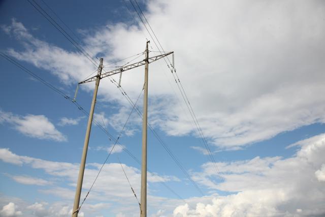 Elektros kainos kreivė biržoje šventinėmis dienomis slinko žemyn
