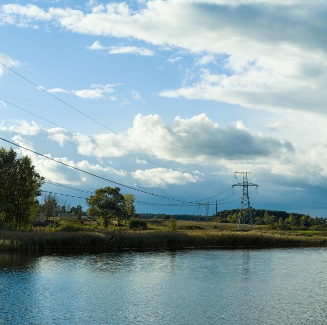 Neaukštą elektros kainą rinkoje palaiko hidroenergija