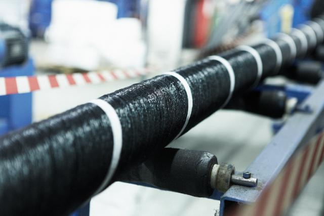 The last section of NordBalt submarine cable has been manufactured