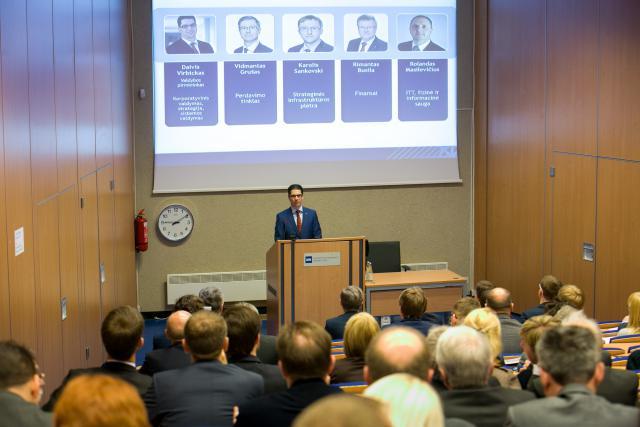 """""""Litgrid"""" vadovas Daivis Virbickas: 2016 m. Lietuva taps regionine elektros srautų kryžkele"""