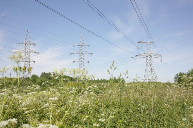 Heat wave not only stress out population, but also high voltage electric equipment