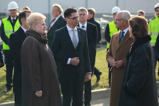 """""""NordBalt"""" užtikrins didesnį energetinį saugumą šešiems milijonams Baltijos šalių gyventojų"""