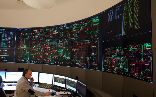 Elektros sistemos sinchronizacijai su Vakarais planuojami darbai