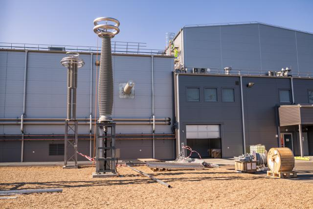 System tests are carried out at NordBalt converter station