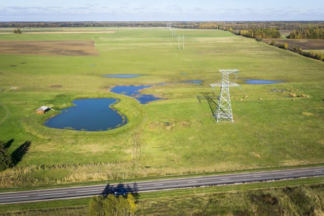 Tinkamai išplėtota elektros infrastruktūra Lietuvos verslui taupo pinigus