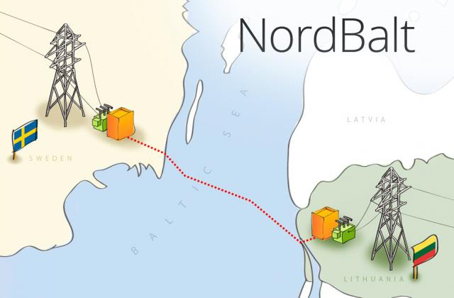 NordBalt is ready to serve as the pillar of the power system
