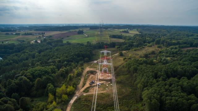 Bus nagrinėjamos antrosios elektros jungties su Lenkija galimybės