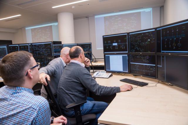 """""""Litgrid"""" sistemos dispečerių treniruotė Lenkijoje: kartu dirbame ir mokomės"""