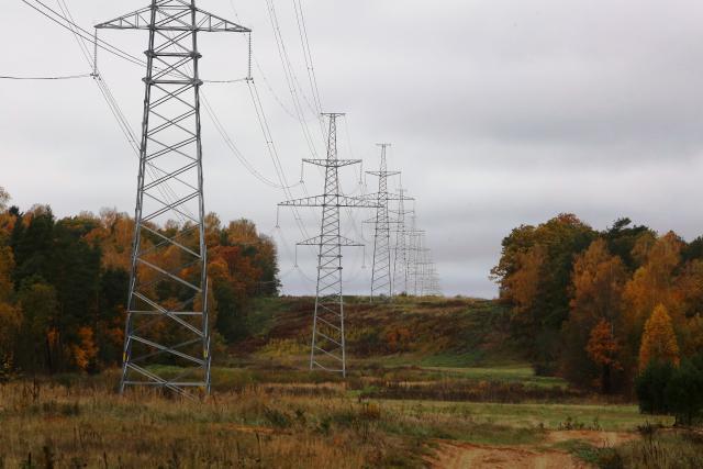Rugsėjį elektros rinkoje vyravo ramybė