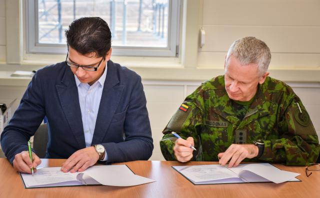 """""""Litgrid"""" ir NATO centras bendradarbiaus užtikrindami energetinį saugumą"""