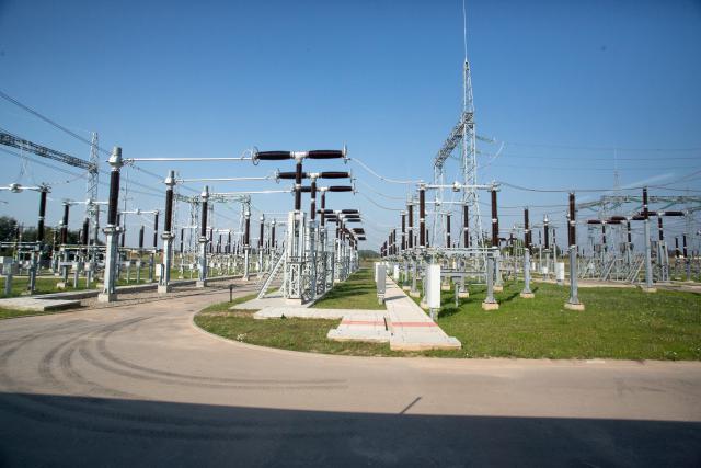 Alytaus rajone pradėta statyti nauja elektros linija