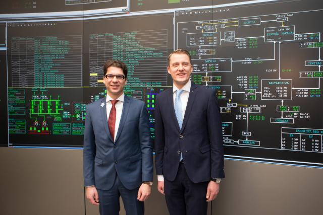 """Ž. Vaičiūnas: """"Efektyviai išnaudodami tarptautines jungtis galime užtikrinti palankiausią elektros kainą"""""""