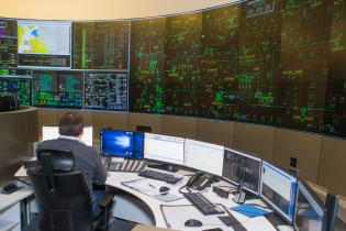 Upgrading Infrastructure in Northeast Lithuania for Synchronisation with the European Grid