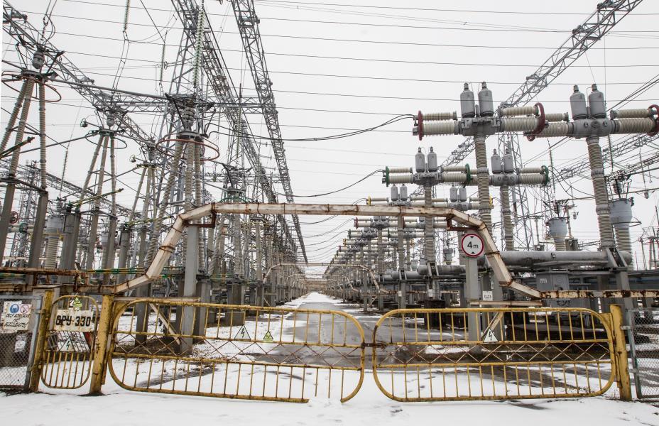 Ignalinos AE pastotė yra didžiausia 330 kV pastotė Lietuvoje.