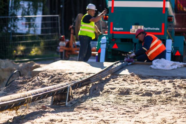 """Pasiektas susitarimas dėl elektros jungties """"NordBalt"""" sausumos movų keitimo"""