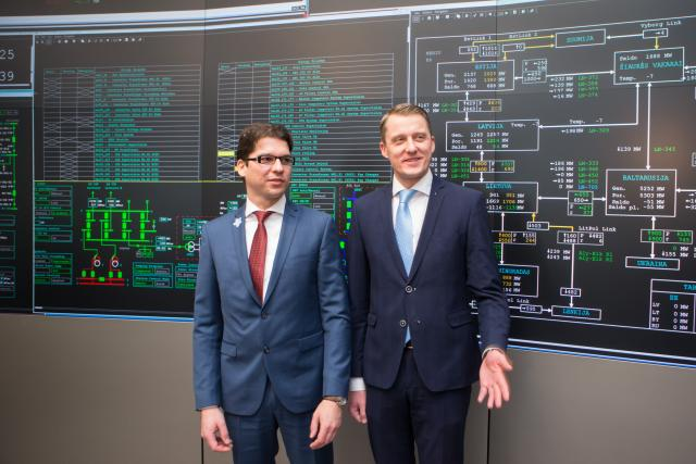 Ž. Vaičiūnas: Baltijos regione nuo 2025 m. reikės  naujų patikimų elektrinių