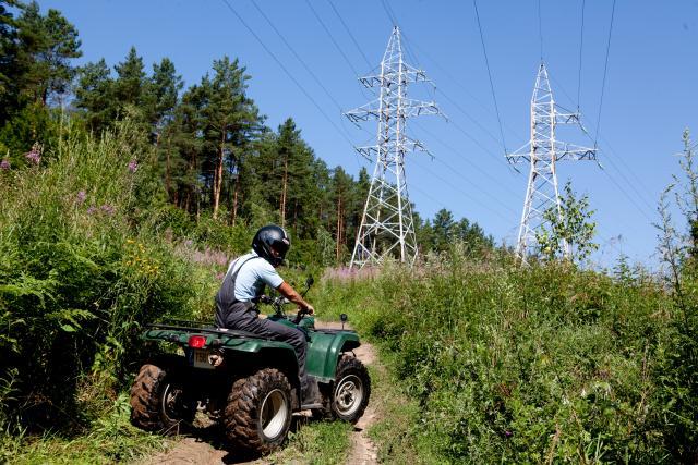 Elektros perdavimo tinklas pasiruošęs gamtos stichijoms