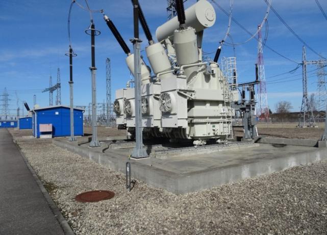 Didinamos transformatorių pastočių galios