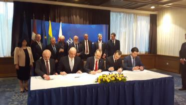 EU invests in Baltic synchronization project