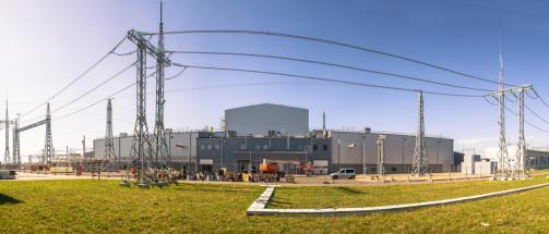 Nuo spalio 12 dienos vėl pradės veikti NordBalt jungtis