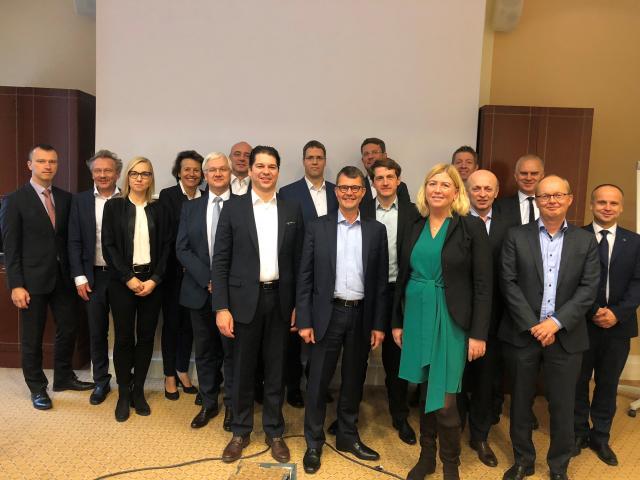 Baltijos regiono PSO susitikimas