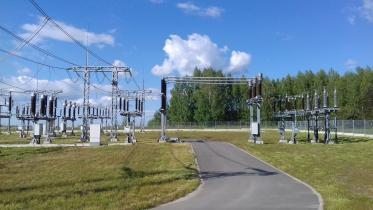 """Vienas iš sinchronizacijos projektų atliktas anksčiau laiko: """"Litgrid"""" užbaigė linijos Pagėgiai–Bitėnai statybą"""