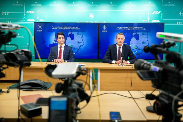 EU granted the largest possible funding to the key second phase projects of the Baltic states' synchronization project