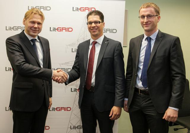"""""""Litgrid"""" pasirašė sutartį dėl """"LitPol Link"""" jungties vartų – Alytaus skirstyklos rekonstrukcijos"""