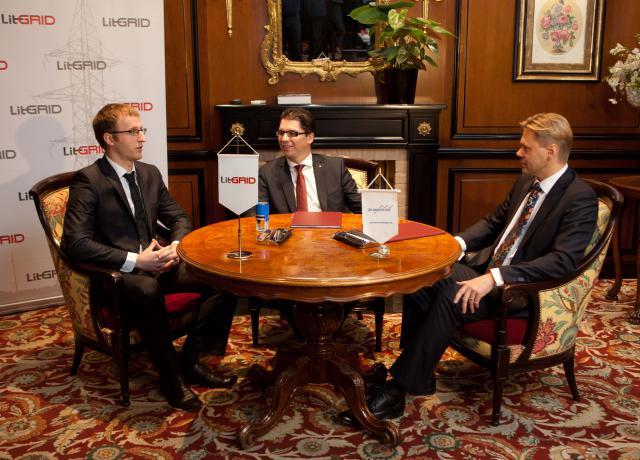 """""""LitPol Link"""" projekte pasirašyta paskutinė rangos sutartis"""