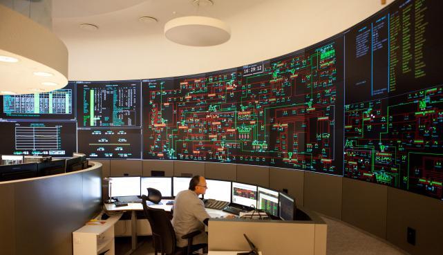 """Reorganizuotas  """"Litgrid"""" sistemos valdymo centras leis geriau pasirengti elektros jungčių su Švedija ir Lenkija operatyviniam valdymui"""